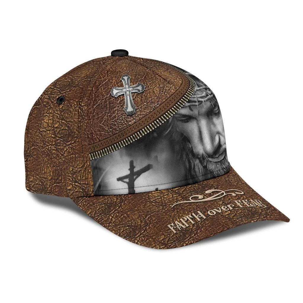 Cross faith over fear cap2