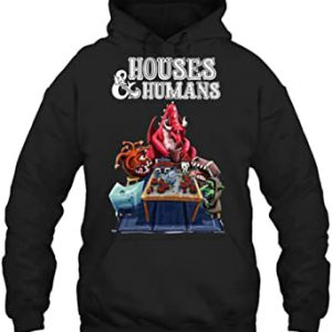 Dungeons And Dragons Houses And Humans T shirt1