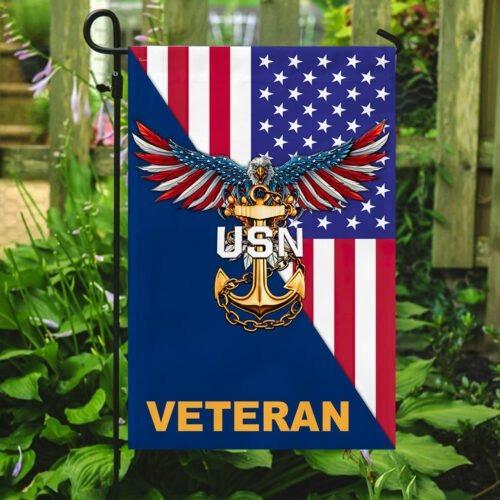 Eagle United states navy American veteran flag3