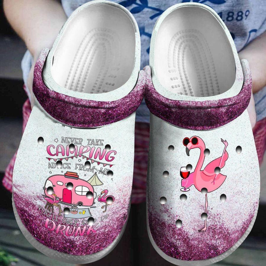 Flamingo crocs crocband clog2