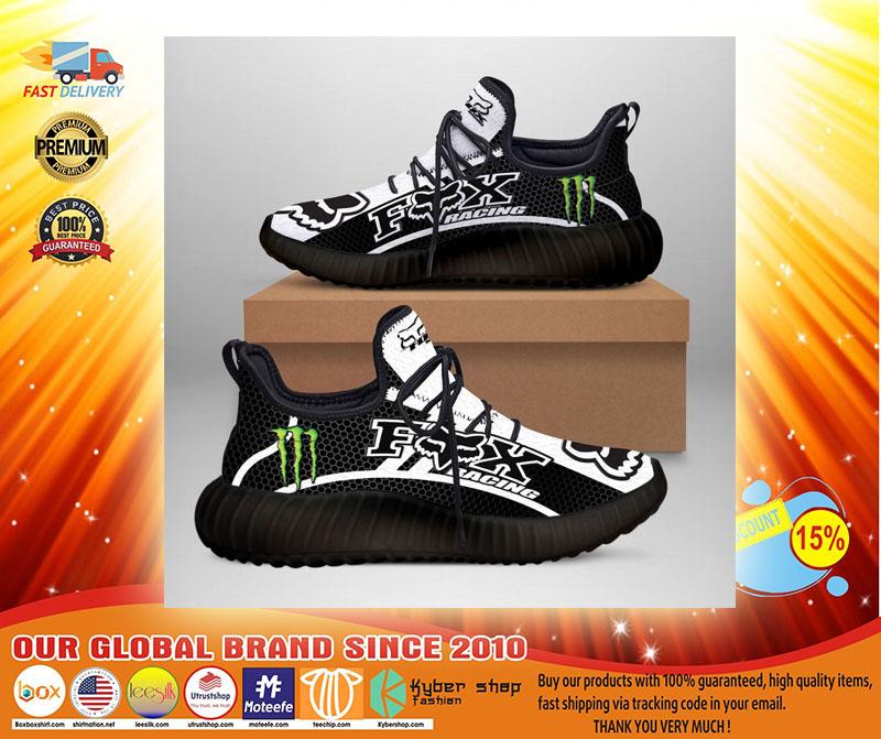 Fox racing monster energy yeezy and Jordan sneaker3