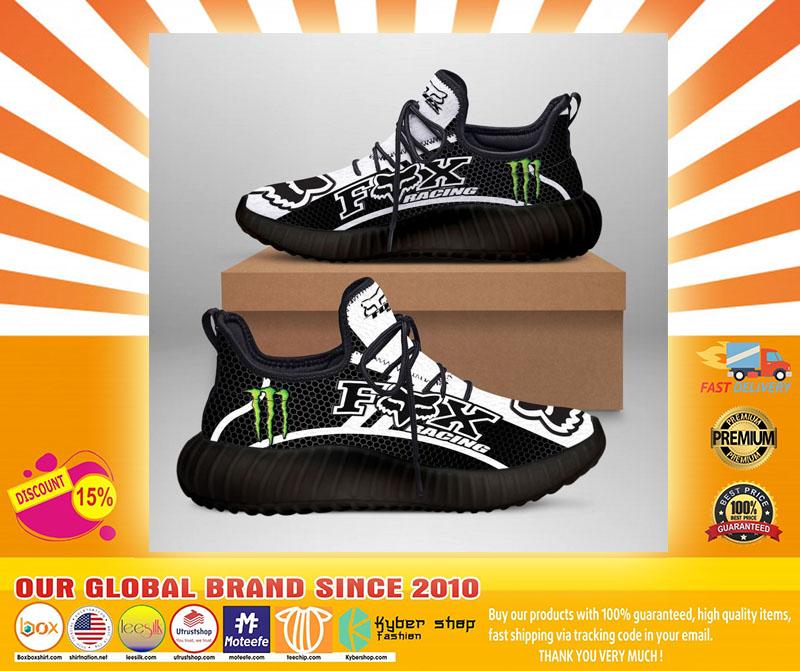Fox racing monster energy yeezy and Jordan sneaker4