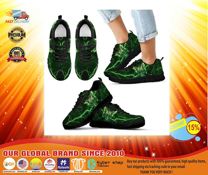 Green dragon sneaker3