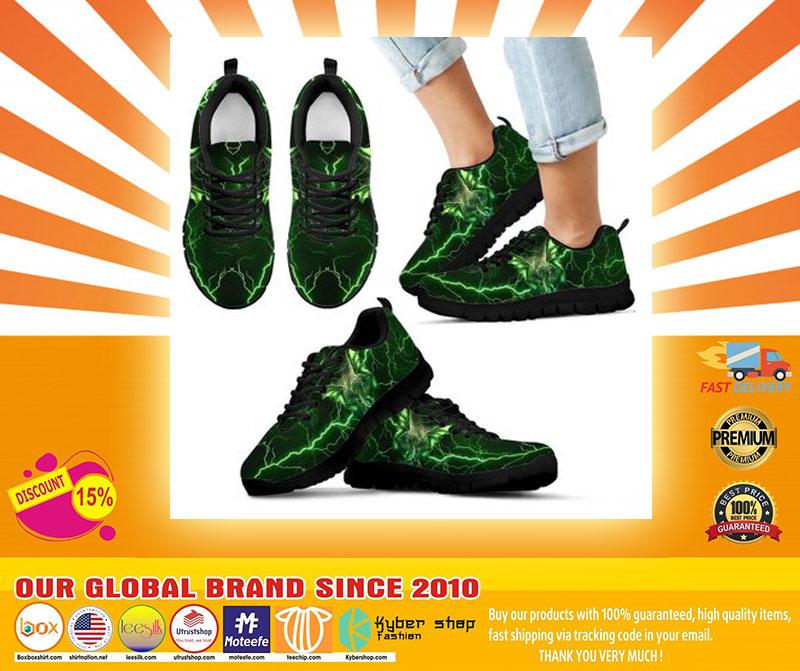Green dragon sneaker4