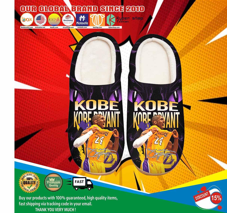Kobe Bryant Custom Shoes Slippers 4