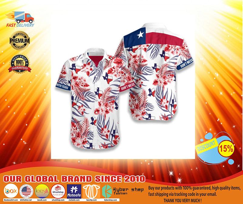 Lone star nation hawaiian shirt3