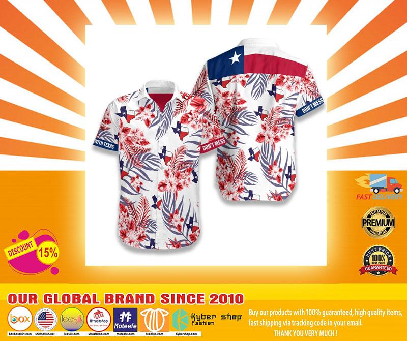 Lone star nation hawaiian shirt4