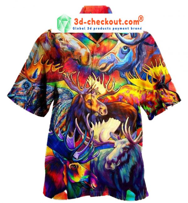 Mooses Hawaiian Shirt