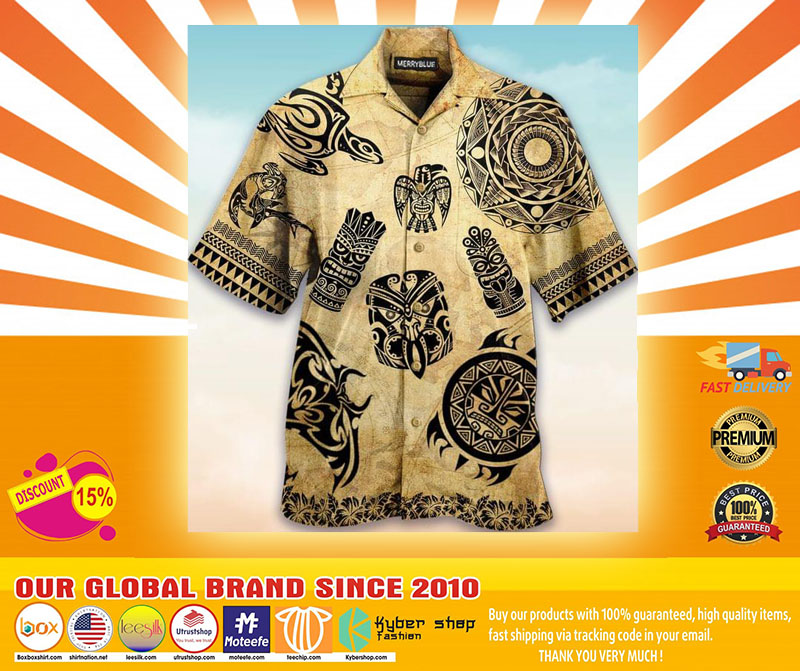Native Hawaiian Culture Unisex Hawaiian Shirt4