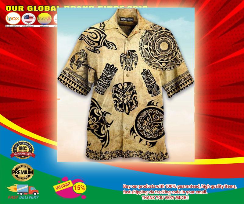 Native Hawaiian Culture Unisex Hawaiian Shirt5