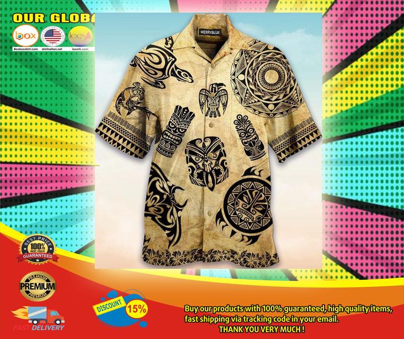 Native Hawaiian Culture Unisex Hawaiian Shirt6