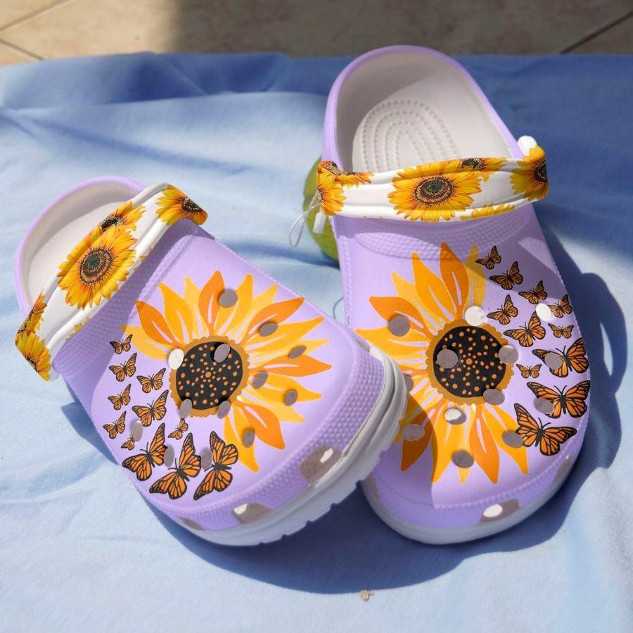Sunflower croc bandcroc2