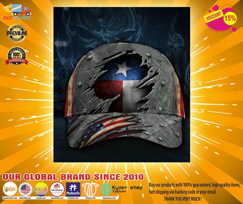 Texas state flag cap2