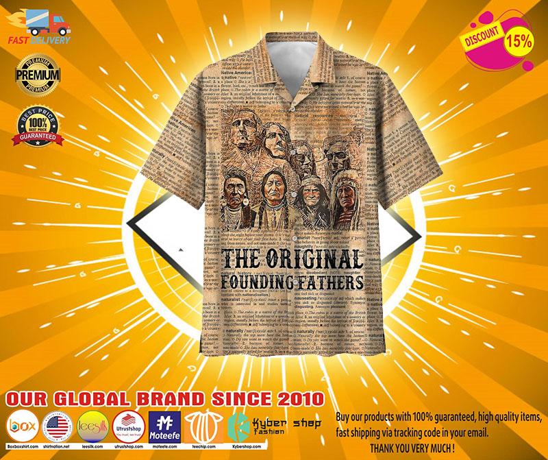 The original founding fathers hawaiian shirt3