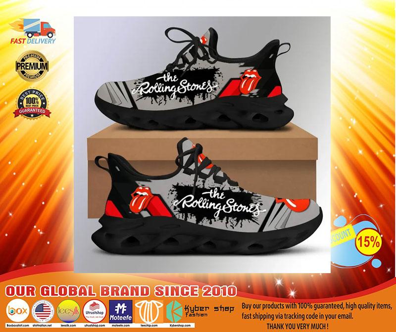 The rolling stones yeezy sneaker3