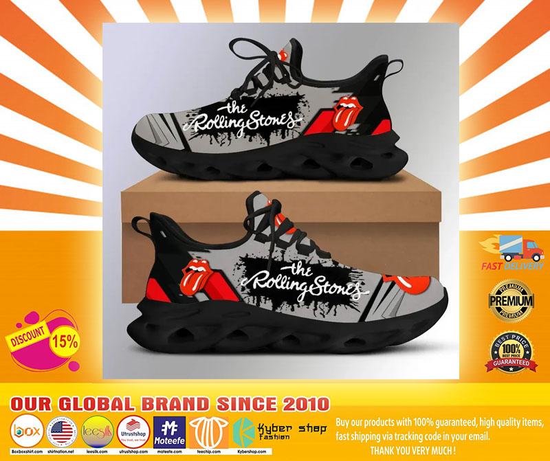 The rolling stones yeezy sneaker4