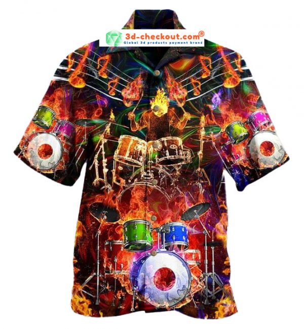 Where Words Fail Music Speaks Drummer Shirt