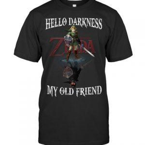 Zelda Darkness My Old Friend Shirt