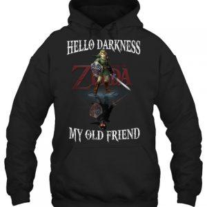 Zelda Darkness My Old Friend Shirt3