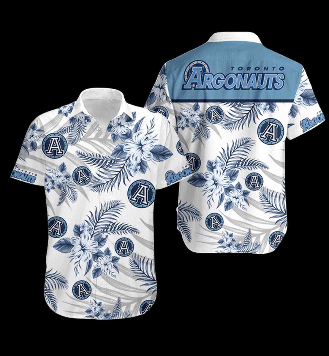 14 Toronto Argonauts Hawaiian Shirt 1 1