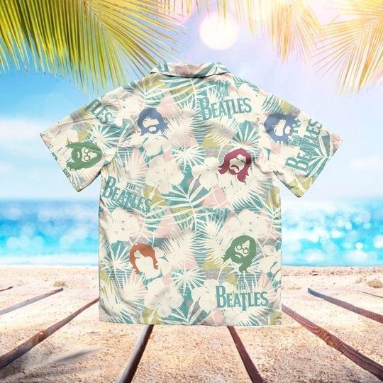 17 The Beatles hawaiian shirt 2 1