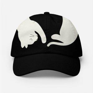 3D Cat crawling cap