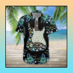 3D-Electric-Guitar-Hawaii-Shirt1