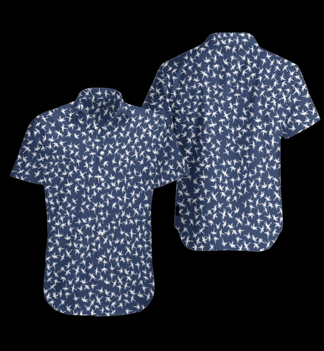 6 Tom Selleck Hawaiian Shirt and Short 1 1