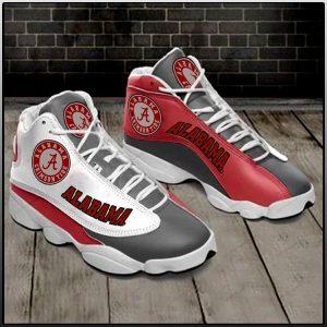 Alabama Crimson Tide Team Air Jordan 13 Sneaker3