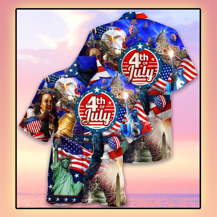 America 4Th love july Hawaiian3