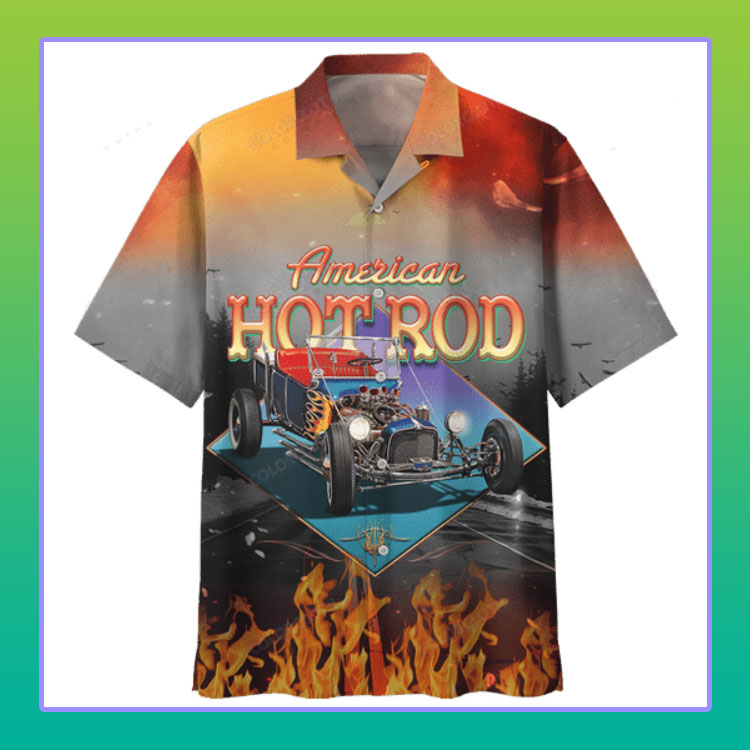 American hot rod hawaiian shirt4