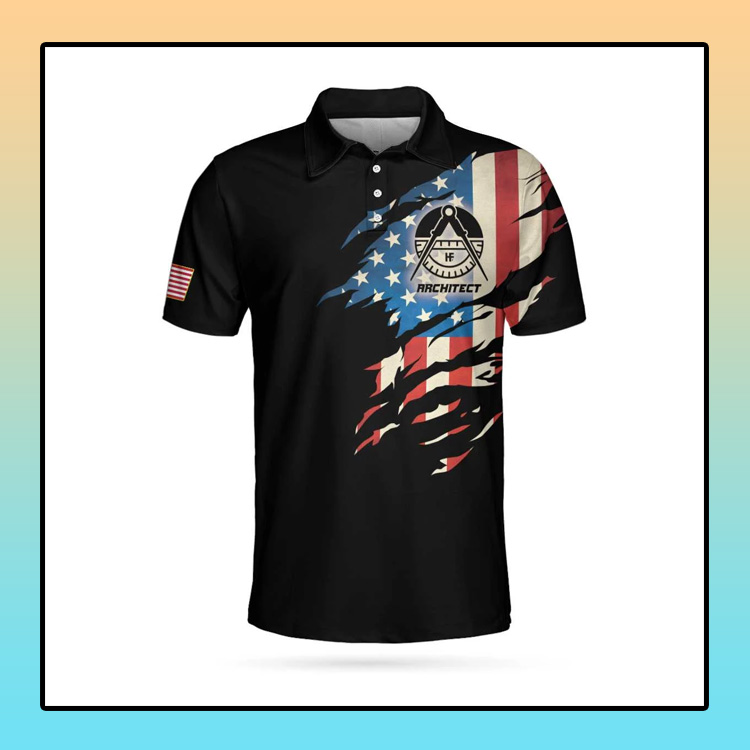 Architect My Craft Allows Me To Design Anything Polo Shirt