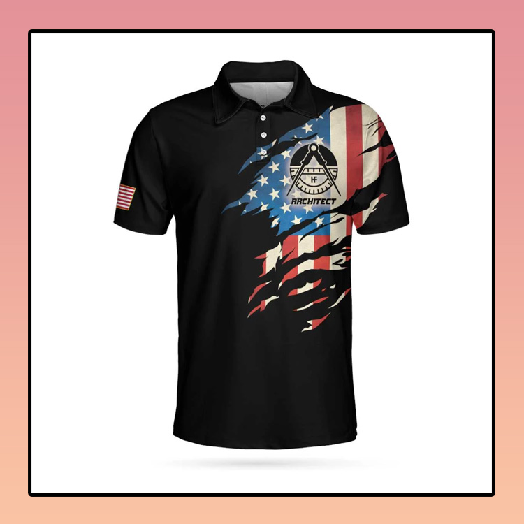 Architect My Craft Allows Me To Design Anything Polo Shirt1