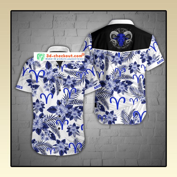 Aries Hawaiian Shirt3 1