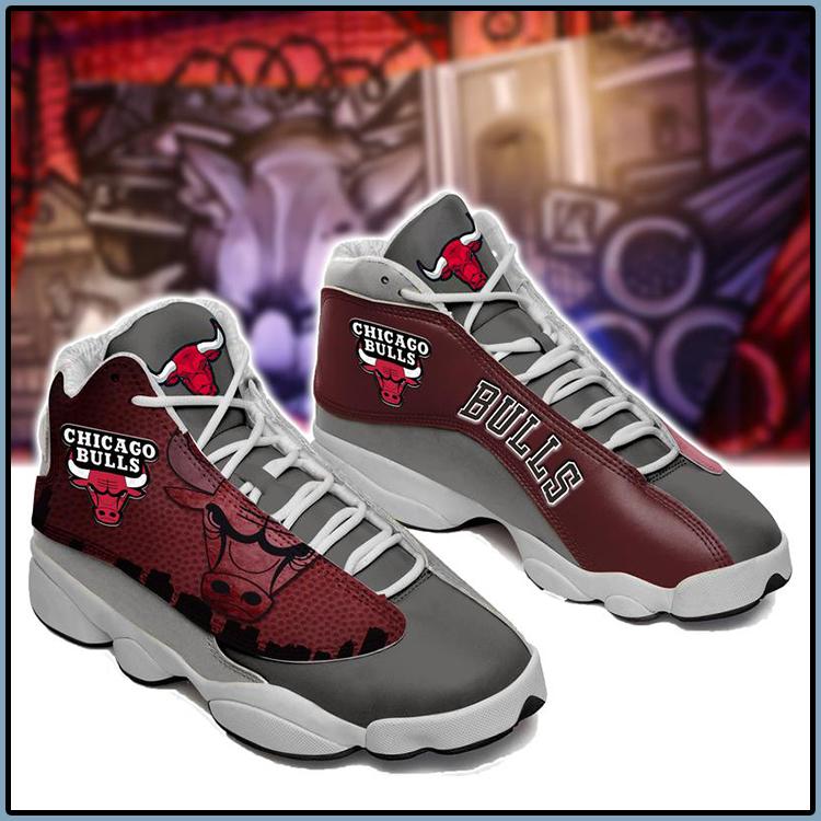 Chicago Bulls Air Jordan 13 Sneaker