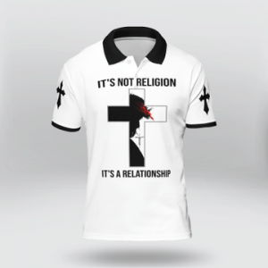 Cross Its Not Religion Its A Relationship 1