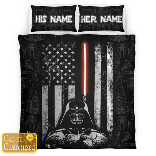 Customize Name Soldier 3D All Over Printed Bedding Set 1