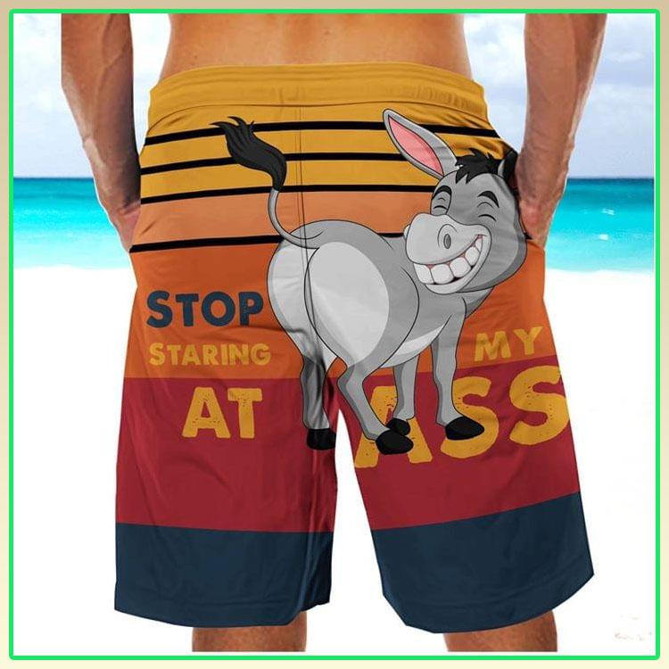 Donkey stop staring at my ass pants7