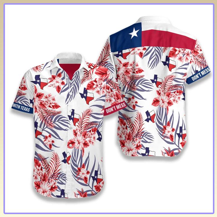 Dont mess with Texas hawaiian shirt7