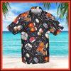 Drum retro hawaiian shirt7