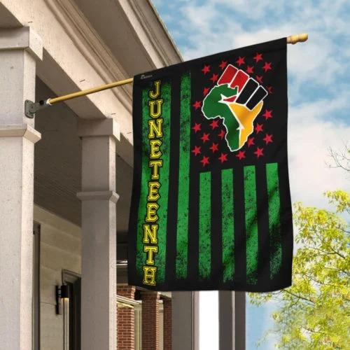 Juneteenth African American Flag