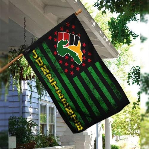 Juneteenth African American Flag2