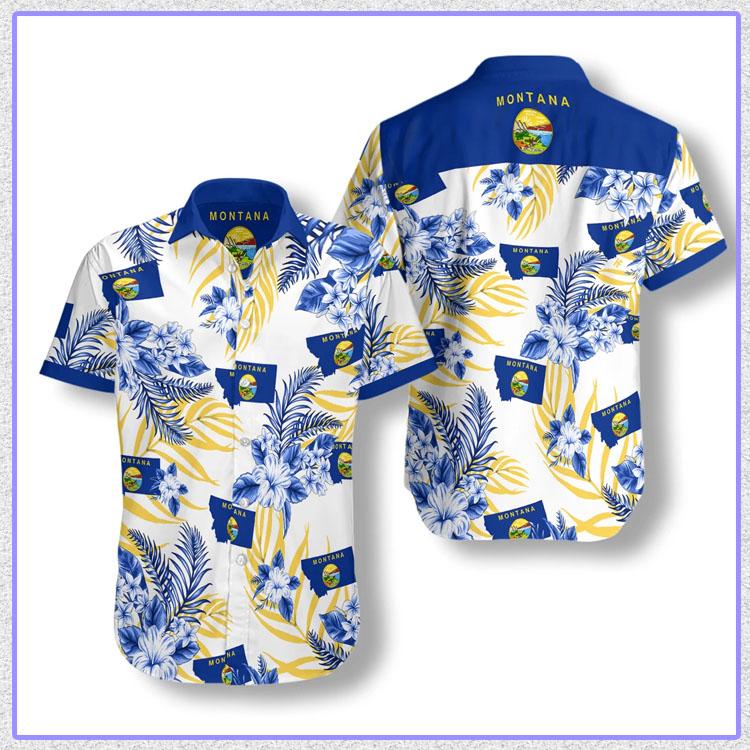 Montana proud hawaiian shirt5