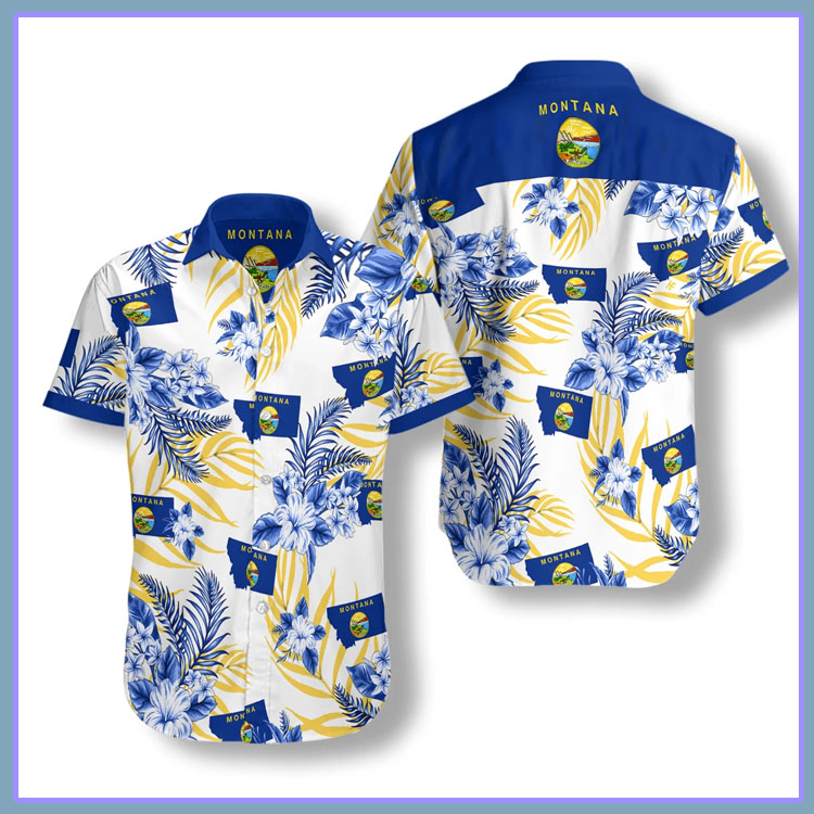 Montana proud hawaiian shirt6