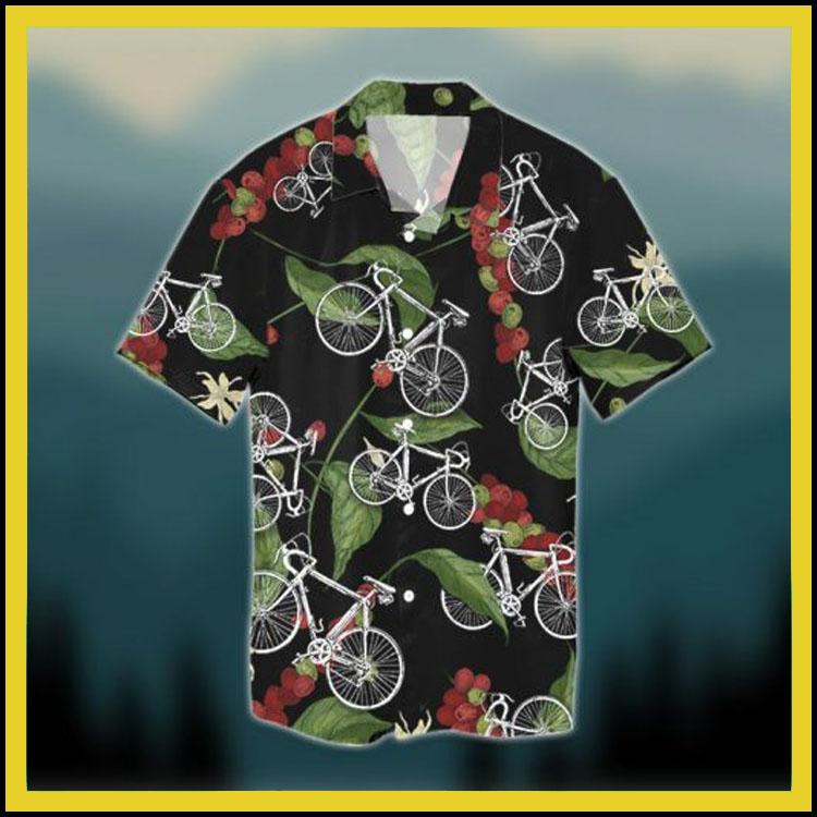 Natural seamless cycling hawaiian shirt7