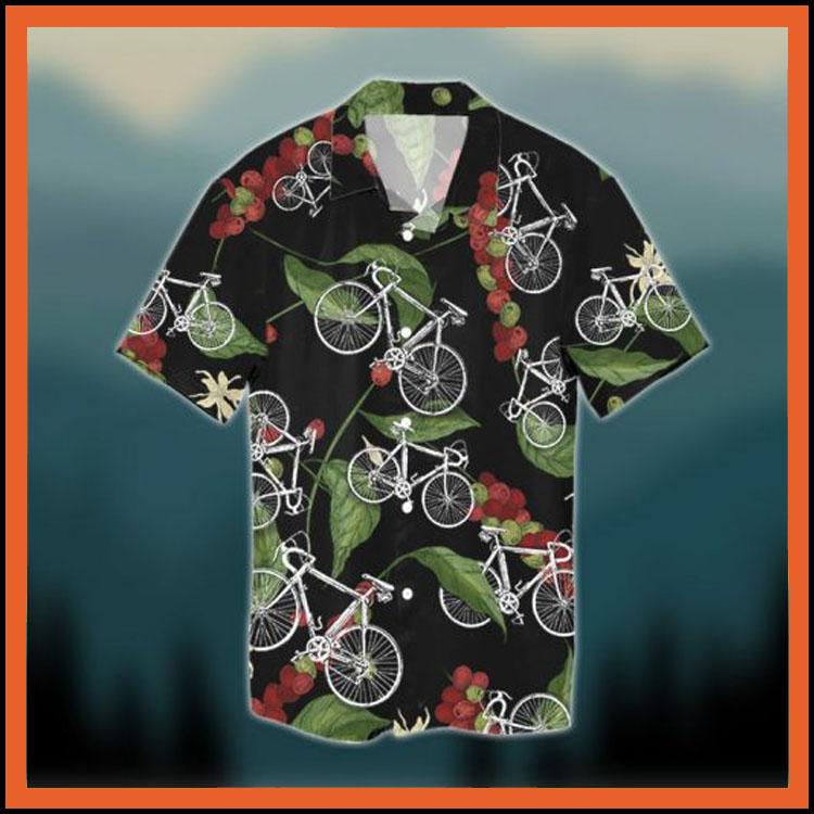 Natural seamless cycling hawaiian shirt8