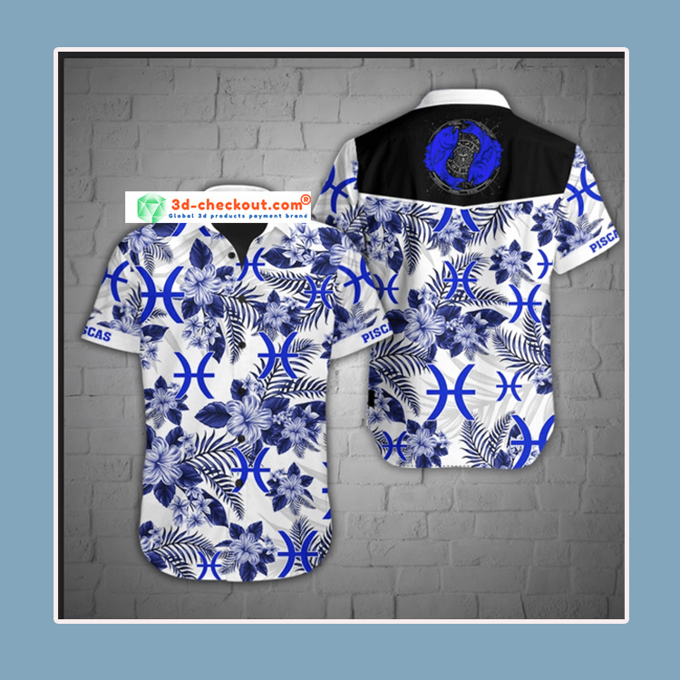 Piscas Hawaiian Shirt1