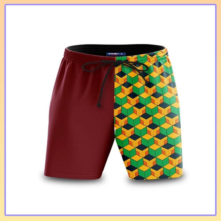 Summer Giyu beach short pants5