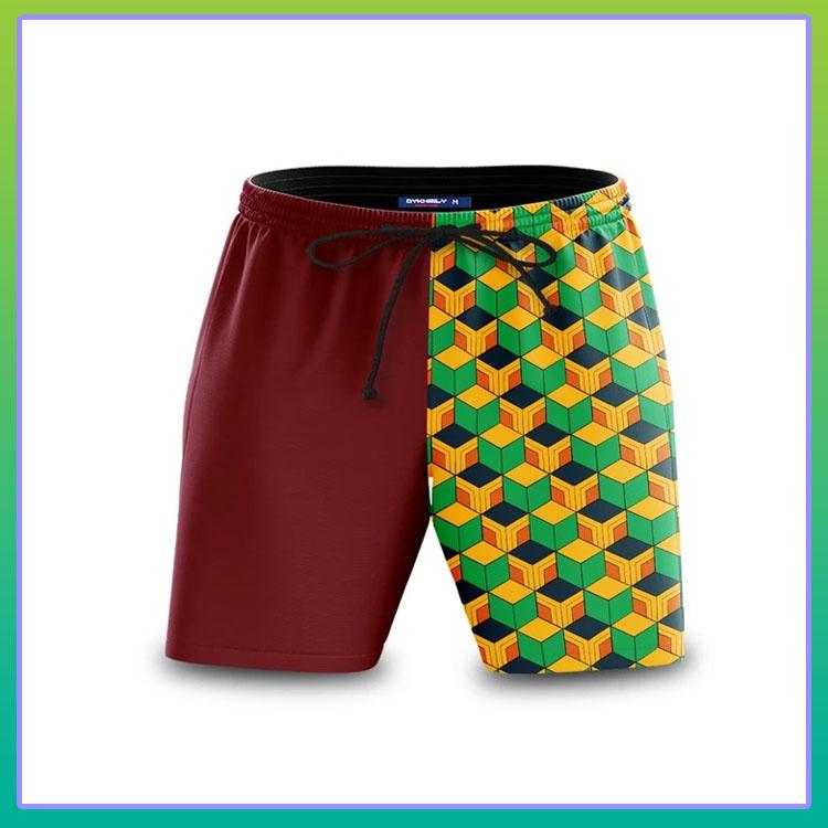 Summer Giyu beach short pants7