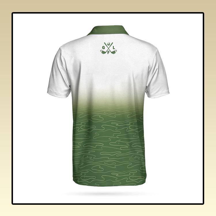 Talk Birdie To Me Golf Polo Shirt2
